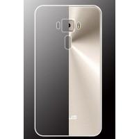 Силиконовый матовый транспарентный чехол для Asus ZenFone 3 5.5