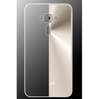 Силиконовый матовый транспарентный чехол для Asus ZenFone 3