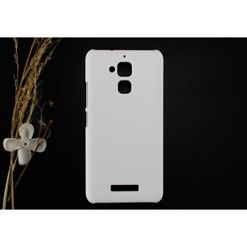 Пластиковый непрозрачный матовый чехол для Asus ZenFone 3 Max