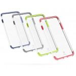 Силиконовый матовый полупрозрачный дизайнерский фигурный чехол для Iphone 7