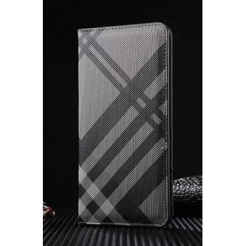 Чехол портмоне текстура Линии на пластиковой основе на магнитной защелке для Iphone 7 Plus