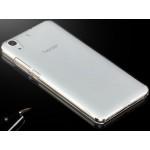 Пластиковый транспарентный чехол для Huawei Y6II