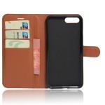 Чехол портмоне подставка на силиконовой основе на магнитной защелке для Iphone 7 Plus