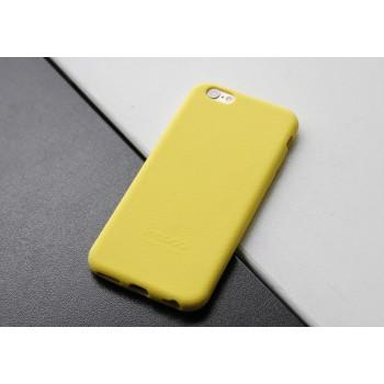 Силиконовый матовый непрозрачный нескользящий премиум софт-тач чехол для Iphone 7 Plus