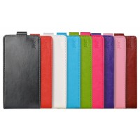 Чехол вертикальная книжка на пластиковой основе на магнитной защелке для Iphone 7