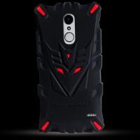 Силиконовый матовый непрозрачный дизайнерский фигурный чехол для ZTE Blade X5