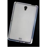 Силиконовый матовый полупрозрачный чехол для Samsung Galaxy Tab S 8.4