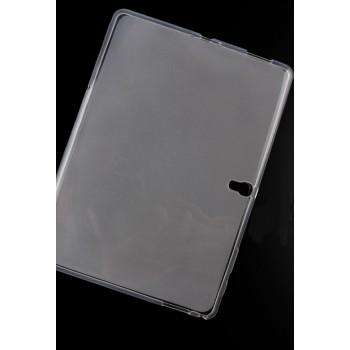 Силиконовый матовый полупрозрачный чехол для Samsung Galaxy Tab S 10.5