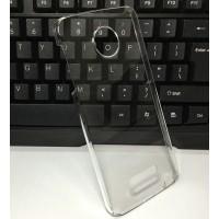 Пластиковый транспарентный чехол для Lenovo Moto Z Force