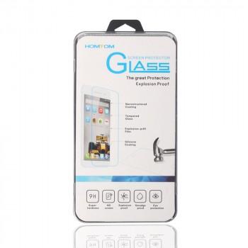Ультратонкое износоустойчивое сколостойкое олеофобное защитное стекло-пленка для Homtom HT10