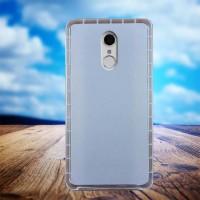 Силиконовый матовый полупрозрачный чехол для Philips X586  Белый