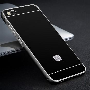 Двухкомпонентный чехол c металлическим бампером с поликарбонатной накладкой для Xiaomi Mi5S