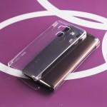 Пластиковый транспарентный чехол для Vernee Apollo Lite