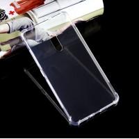 Силиконовый матовый транспарентный чехол с усиленными углами для Asus ZenFone 3 Ultra