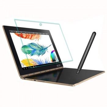 Ультратонкое износоустойчивое сколостойкое олеофобное защитное стекло-пленка для экрана для Lenovo Yoga Book