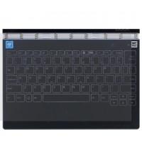 Ультратонкое износоустойчивое сколостойкое олеофобное защитное стекло-пленка для клавиатуры для Lenovo Yoga Book