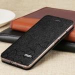 Чехол горизонтальная книжка подставка текстура Соты на силиконовой основе для Huawei Nova