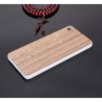 Экстратонкая клеевая натуральная деревянная накладка для ZUK Z2