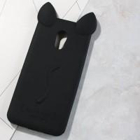 Силиконовый матовый непрозрачный дизайнерский фигурный чехол для Meizu M2 Mini