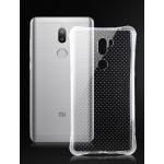 Силиконовый матовый транспарентный чехол для Xiaomi Mi5S Plus