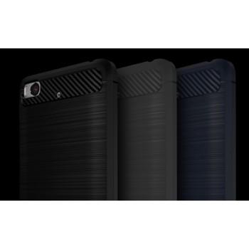 Силиконовый матовый непрозрачный чехол для Xiaomi Mi5S