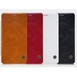 Винтажный чехол горизонтальная книжка на пластиковой основе для Xiaomi Mi5S Plus