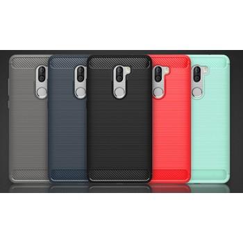 Силиконовый матовый непрозрачный чехол для Xiaomi Mi5S Plus