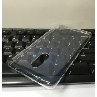 Силиконовый матовый транспарентный чехол для Lenovo K6