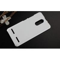 Пластиковый непрозрачный матовый чехол для Lenovo K6