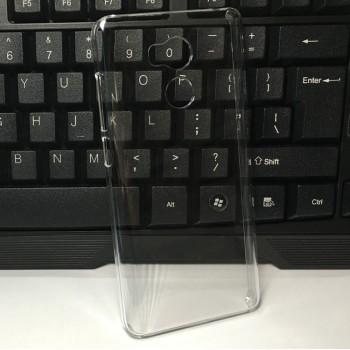 Пластиковый транспарентный чехол для Xiaomi RedMi 4 Pro