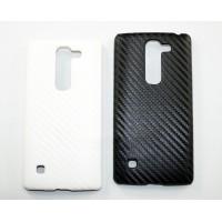 Пластиковый непрозрачный чехол для LG Spirit