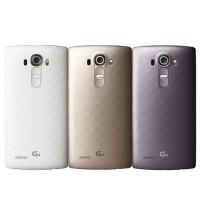 Оригинальная пластиковая встраиваемая матовая задняя крышка для LG G4