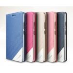 Чехол горизонтальная книжка подставка текстура Линии на силиконовой основе для Xiaomi RedMi 4