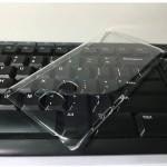 Пластиковый транспарентный чехол для LeEco Le Pro 3
