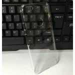 Пластиковый транспарентный чехол для Google Pixel