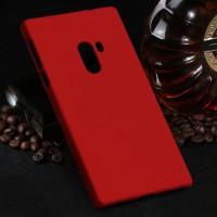 Пластиковый непрозрачный матовый чехол для Xiaomi Mi Mix