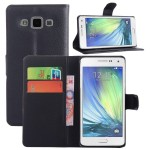 Чехол портмоне подставка на магнитной защелке для Samsung Galaxy A5