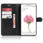 Чехол портмоне подставка на силиконовой основе на магнитной защелке для Xiaomi Mi Max