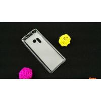 Силиконовый матовый полупрозрачный чехол для Nokia 216
