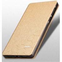 Чехол горизонтальная книжка подставка текстура Узоры на силиконовой основе для Xiaomi Mi Mix
