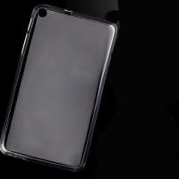 Силиконовый матовый полупрозрачный чехол для Huawei MediaPad T1 7.0