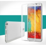 Силиконовый транспарентный чехол для Samsung Galaxy Note 3