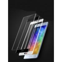 Полноэкранное ультратонкое износоустойчивое сколостойкое олеофобное защитное стекло-пленка для Xiaomi Mi Note 2