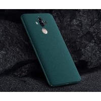 Пластиковый непрозрачный матовый чехол с улучшенной защитой элементов корпуса для Huawei Mate 9