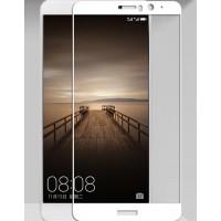 Полноэкранное ультратонкое износоустойчивое сколостойкое олеофобное защитное стекло-пленка для Huawei Mate 9