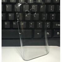 Пластиковый транспарентный чехол для Alcatel One Touch Pixi 4 (4)