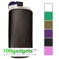Чехол кожаный мешочек для HTC One S Z520e