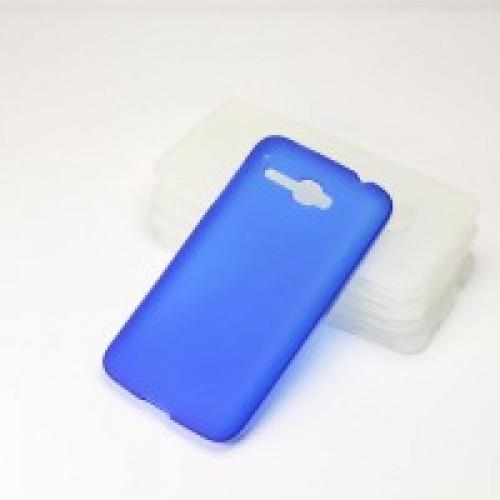 Силиконовый чехол для MTS 975 Голубой