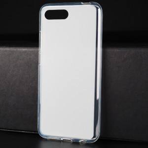 Силиконовый матовый полупрозрачный чехол для Iphone 7/8 Белый