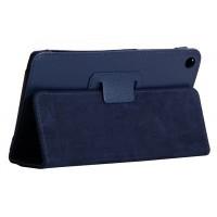 Чехол подставка с рамочной защитой для Lenovo Tab 2 A7-30 Синий